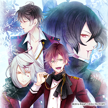 DIABOLIK LOVERS LOST EDENサイトへ