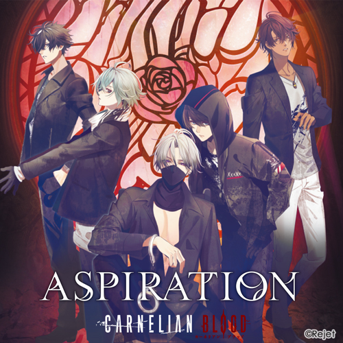 "Aspiration  5-Vocal-Band ""EROSION"" 2nd Single from CARNELIAN BLOOD"